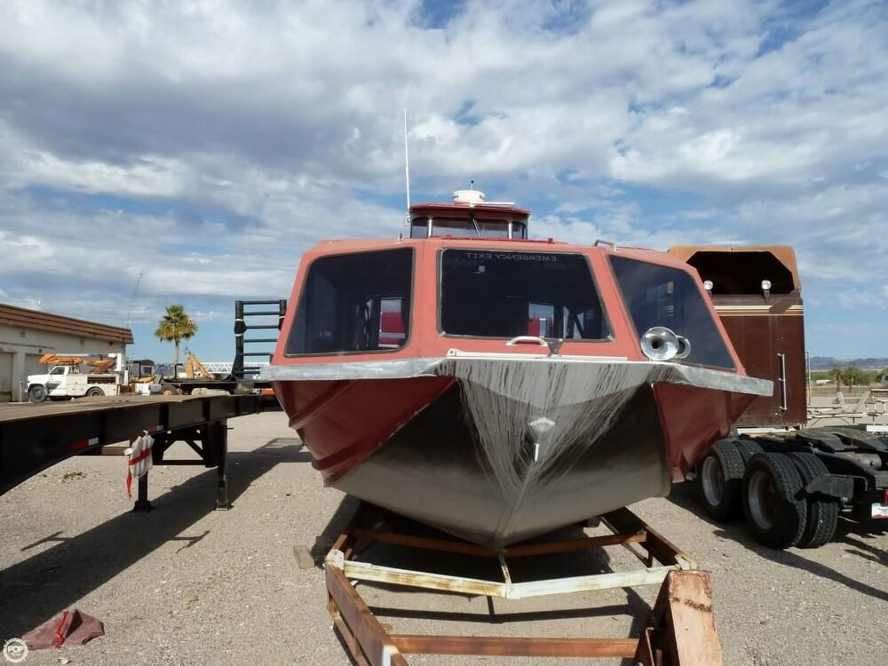 Used Custom Boats For Sale by owner   1993 Custom 30