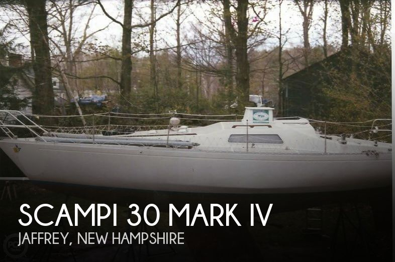 1974 Scampi boat for sale, model of the boat is 30 Mark IV & Image # 1 of 30
