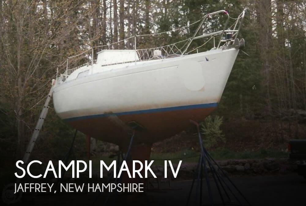 1974 Scampi Mark IV - Photo #1