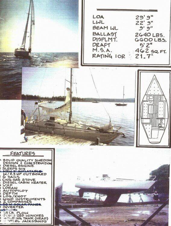 1974 Scampi boat for sale, model of the boat is 30 Mark IV & Image # 12 of 30