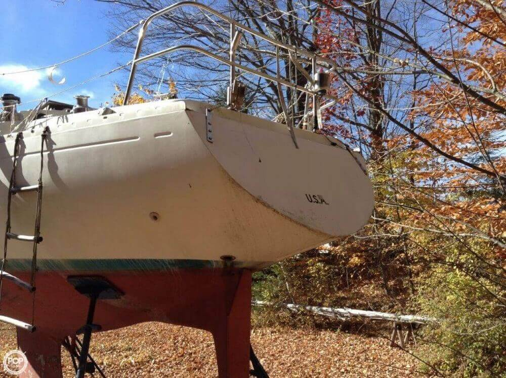 1974 Scampi boat for sale, model of the boat is 30 Mark IV & Image # 13 of 30