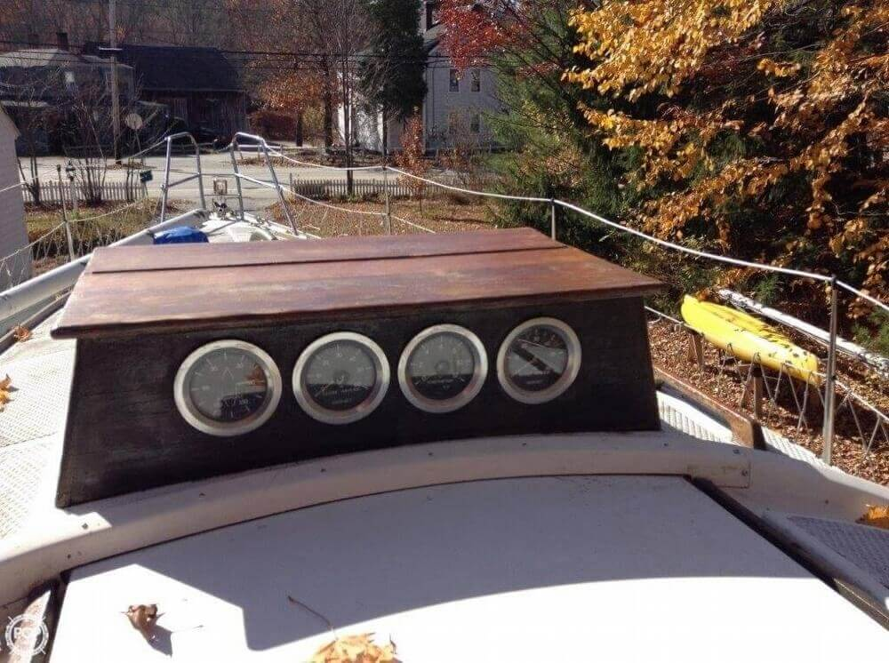 1974 Scampi boat for sale, model of the boat is 30 Mark IV & Image # 17 of 30