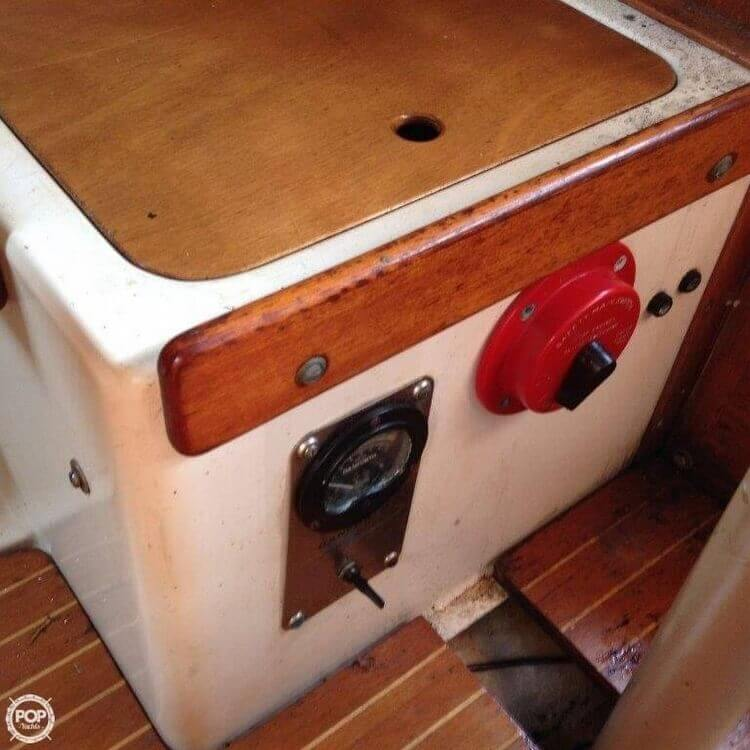 1974 Scampi boat for sale, model of the boat is 30 Mark IV & Image # 25 of 30