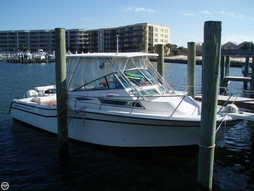 1989 Grady-White 280 Marlin - Photo #13