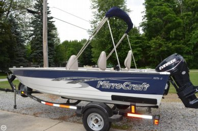 Mirrocraft 1676 Outfitter, 16', for sale - $15,000