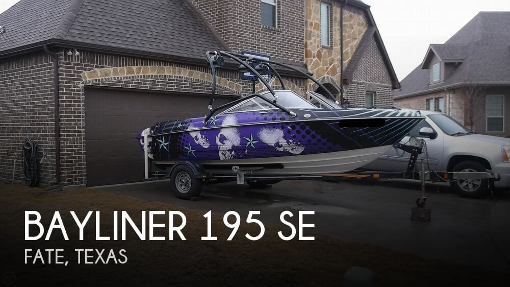 2007 Bayliner 195 SE - Photo #1