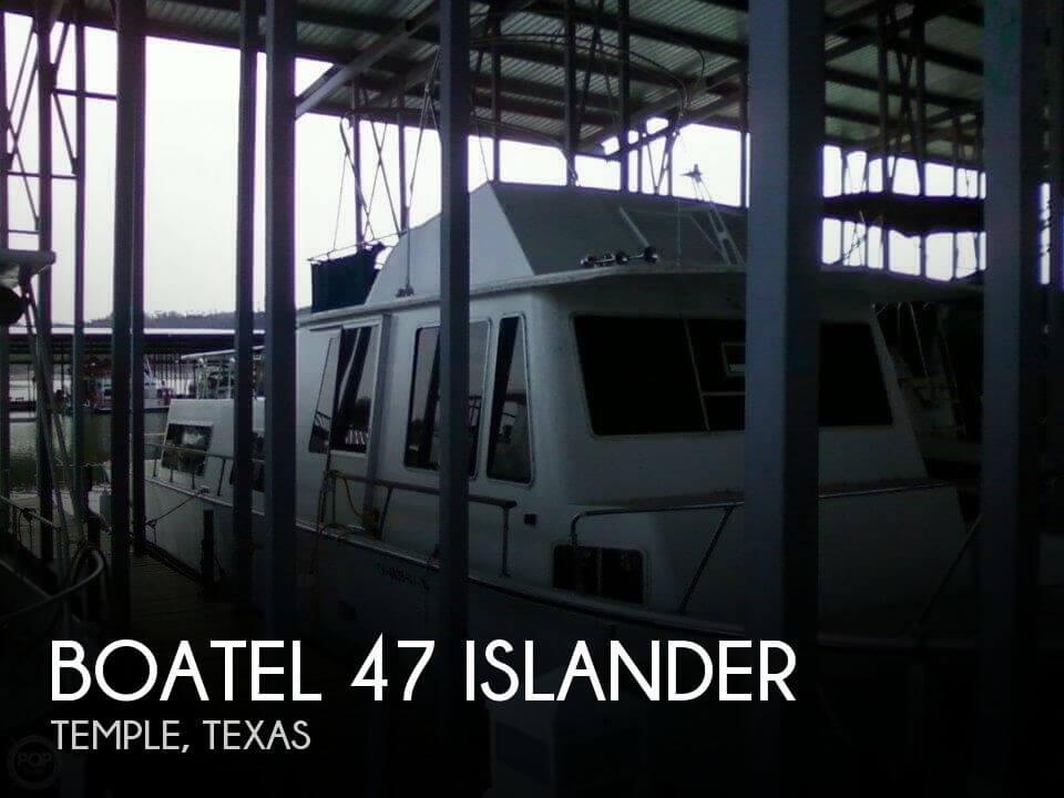 1973 Boatel 47 Islander - Photo #1