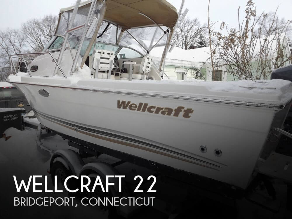 2002 WELLCRAFT 22 for sale