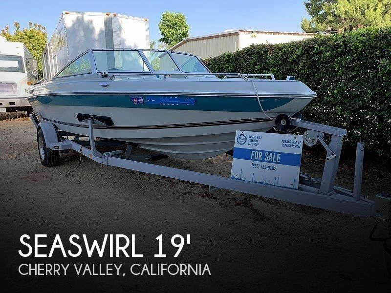1989 Seaswirl Sierra Classic