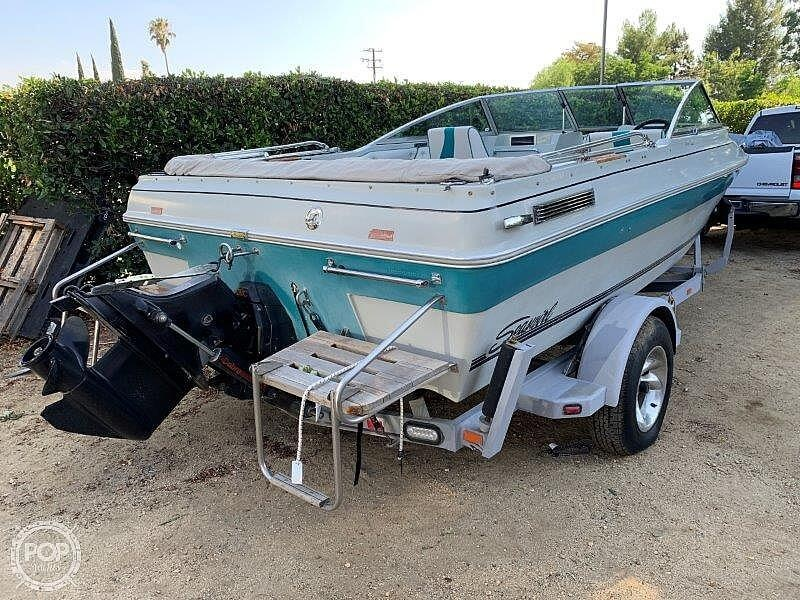 1989 Seaswirl boat for sale, model of the boat is Sierra Classic & Image # 5 of 40