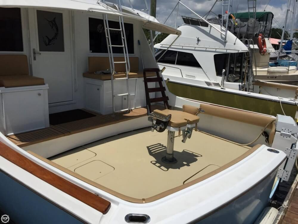 1978 Hatteras boat for sale, model of the boat is 53 Convertible & Image # 12 of 40