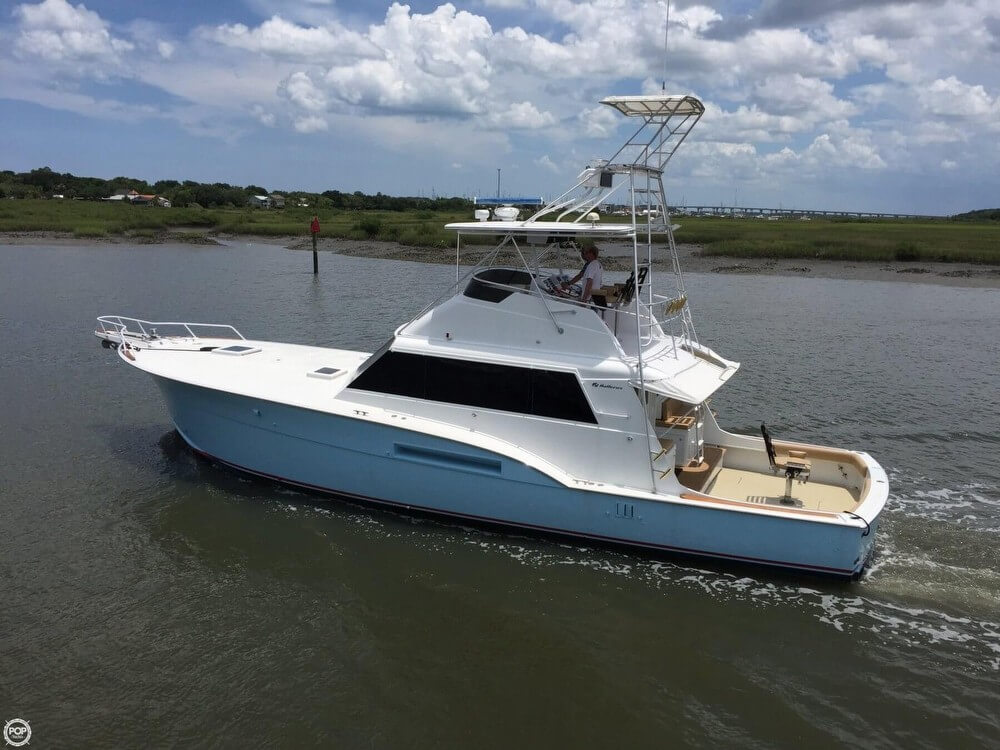 2175780L?2 hatteras 53 convertible for sale in st augustine, fl for $299,900 Hatteras Sportfish 45C at virtualis.co