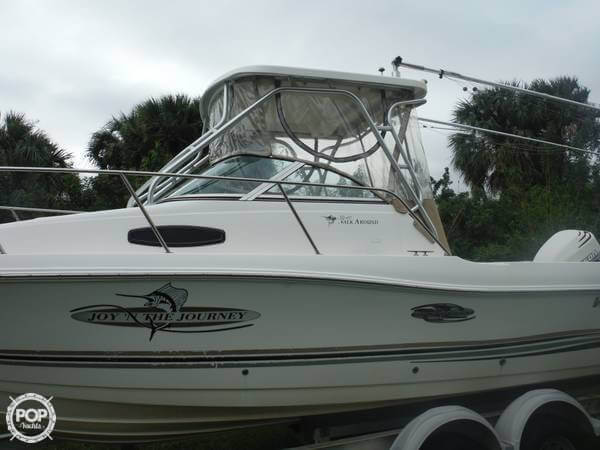 2001 Wellcraft 24 WA - Photo #2