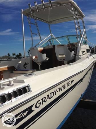 1982 Grady-White 222 Bahama - Photo #4