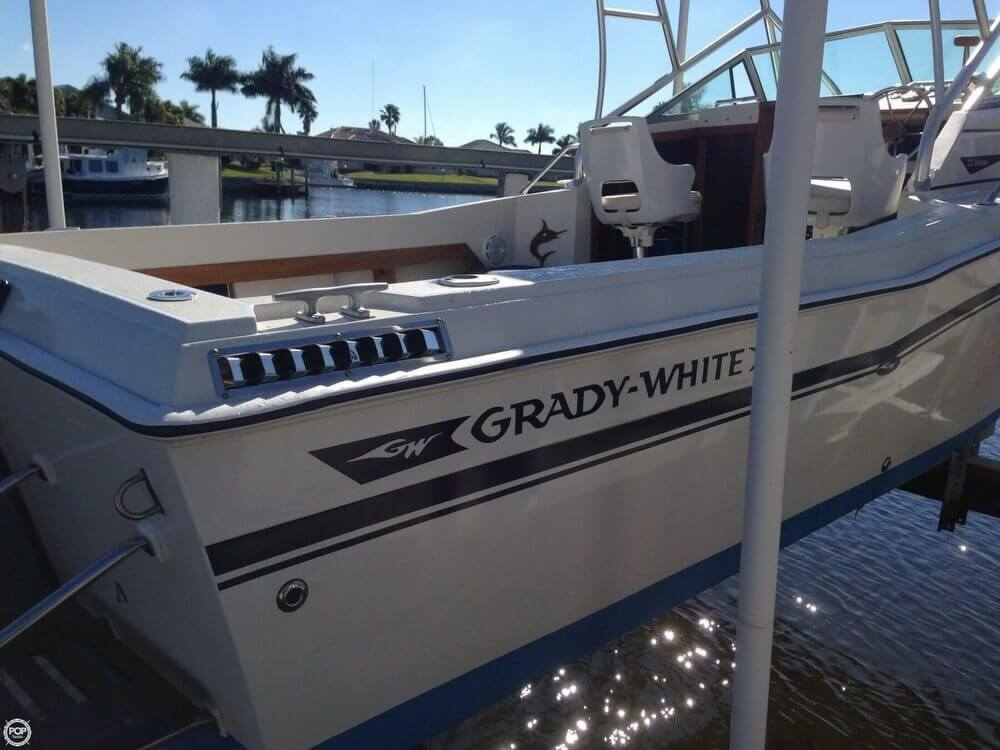 1982 Grady-White 222 Bahama - Photo #30
