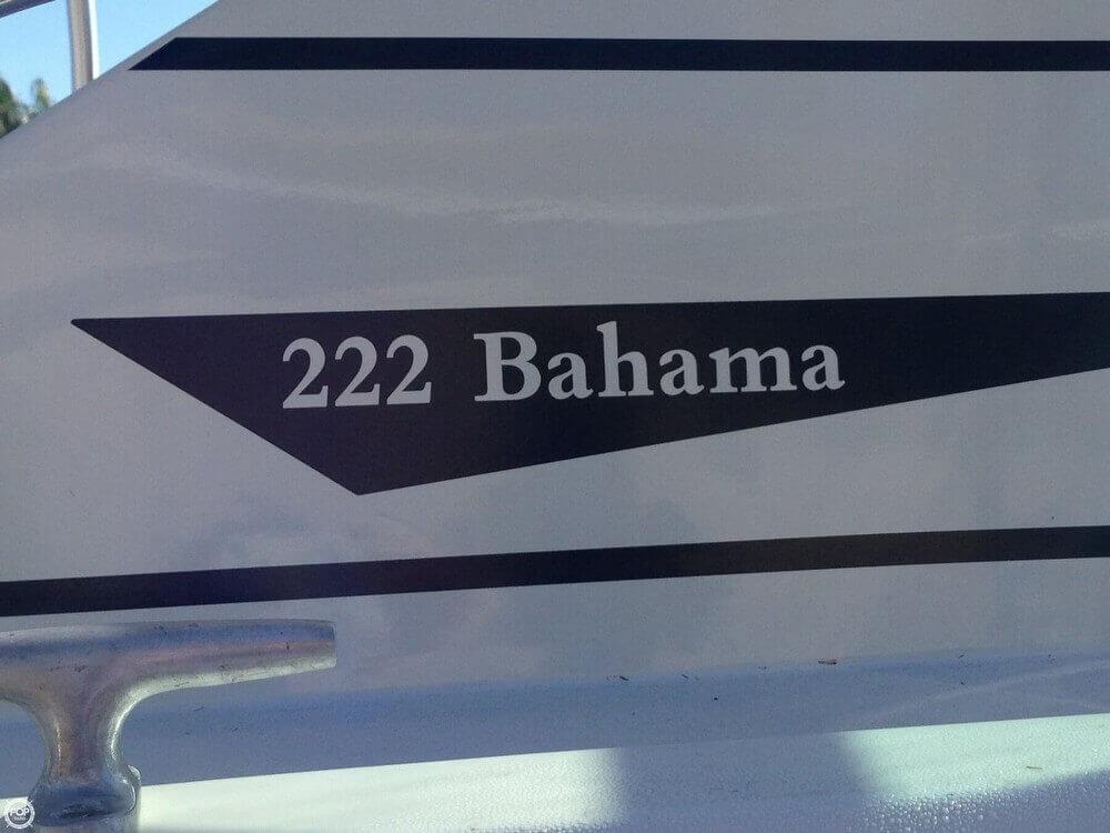 1982 Grady-White 222 Bahama - Photo #37