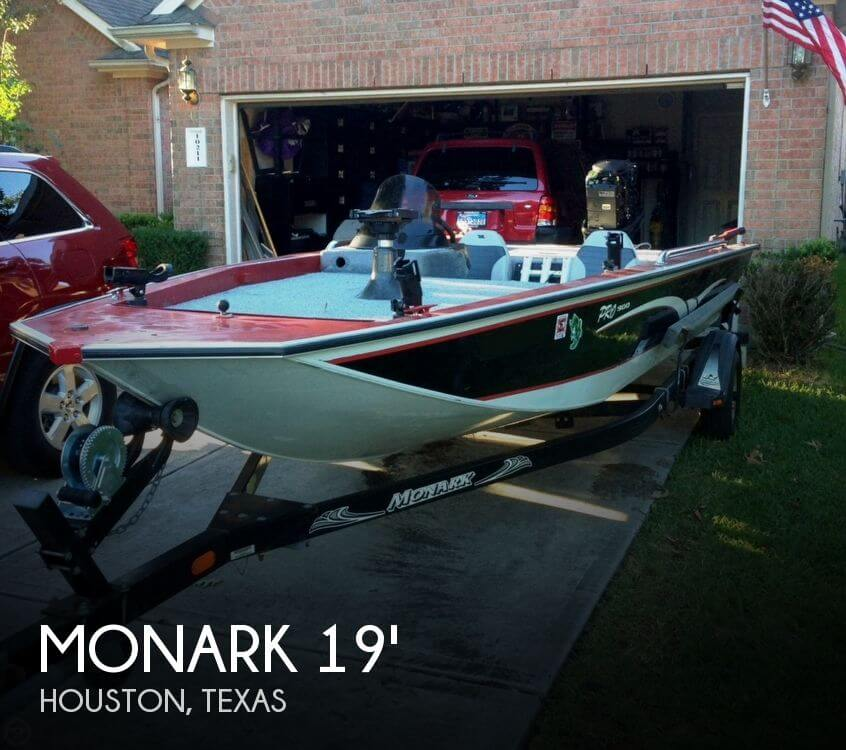 For Sale Used 2001 Monark 900 Pro Series In Houston Texas