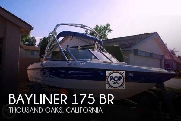 2007 Bayliner 175 BR - Photo #1