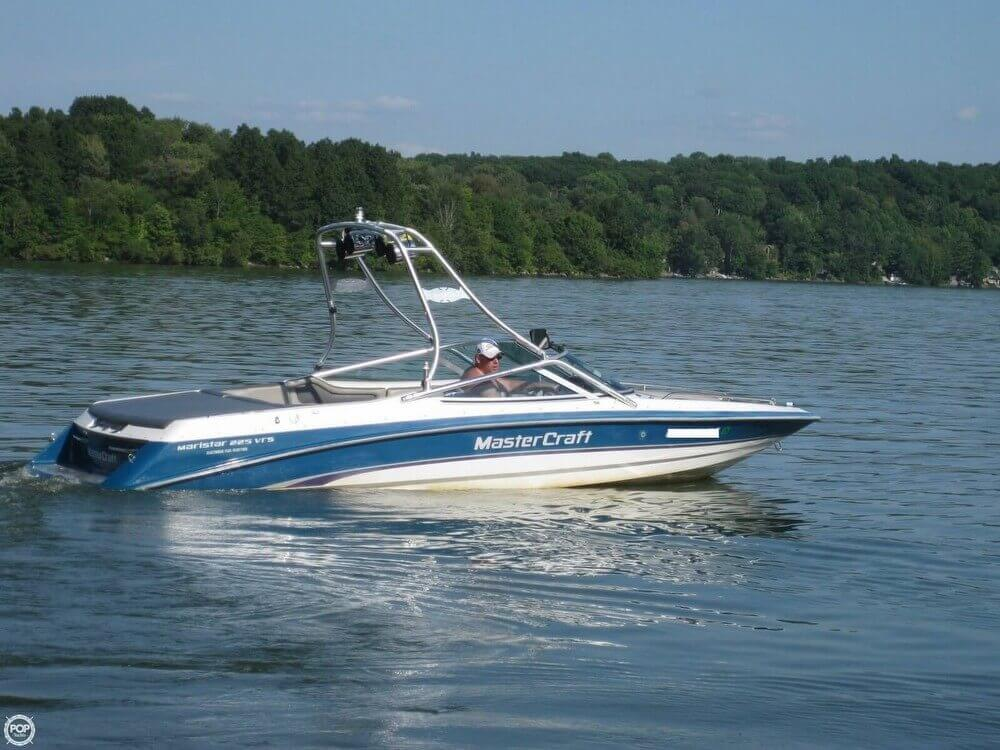 Mastercraft Maristar VRS 225 boat for sale in Plymouth, CT for ...
