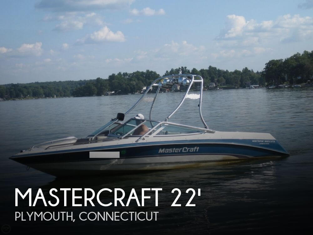 1994 MASTERCRAFT MARISTAR VRS 225 for sale