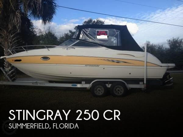 2006 Stingray 250 CR - Photo #1