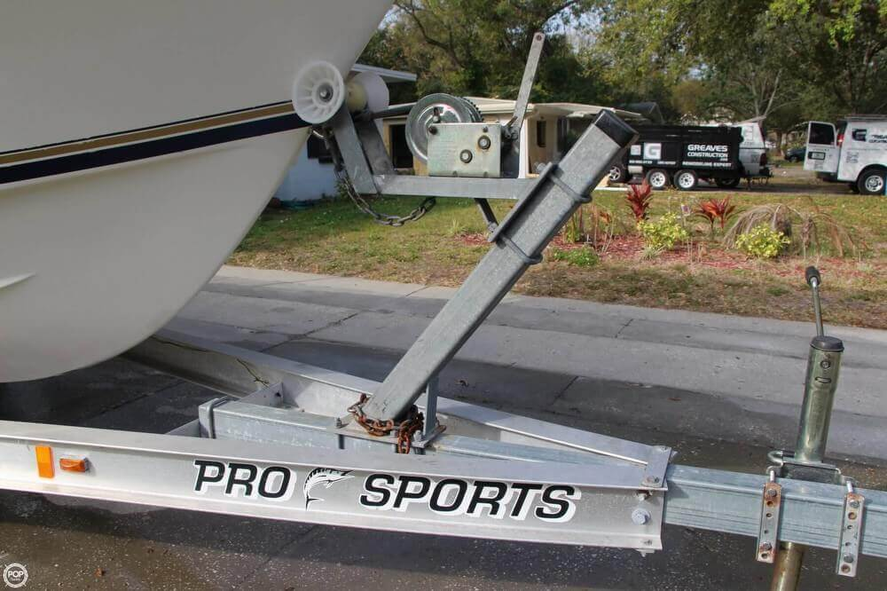1997 Aquasport 225 Explorer - Photo #25