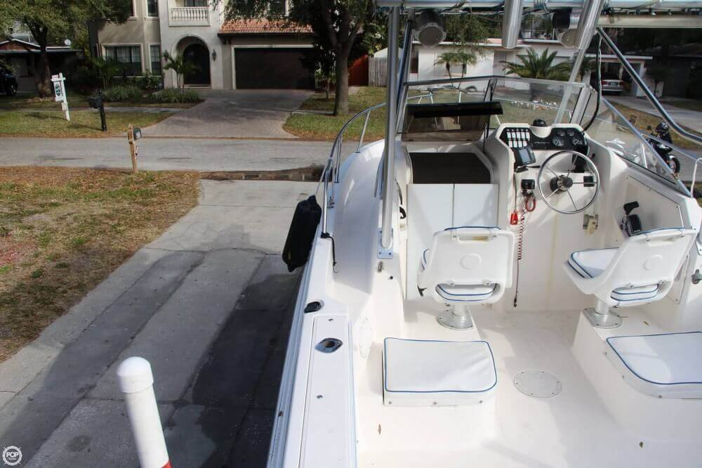 1997 Aquasport 225 Explorer - Photo #27