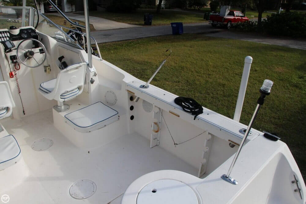 1997 Aquasport 225 Explorer - Photo #28