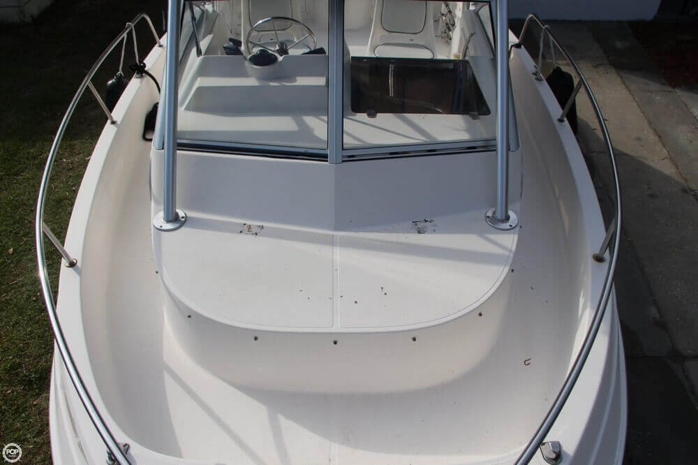1997 Aquasport 225 Explorer - Photo #30
