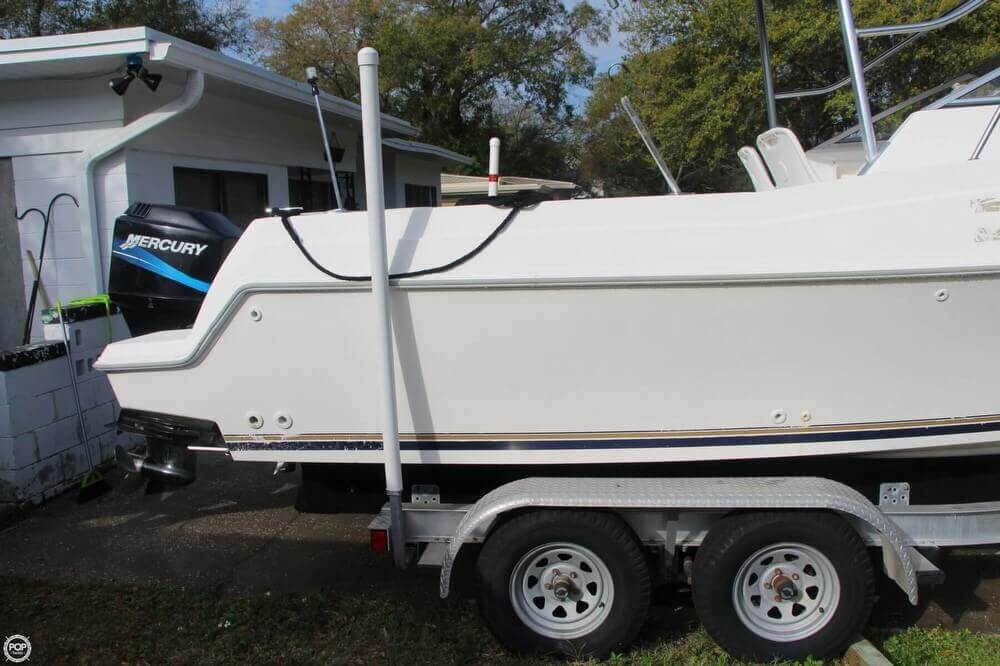 1997 Aquasport 225 Explorer - Photo #33