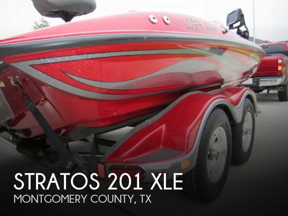 2011 Stratos 201 XLE - Photo #1