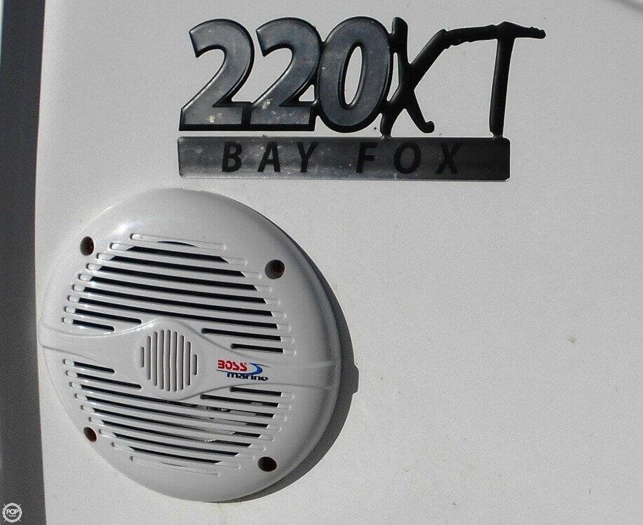 2012 Sea Fox 220 XT Bay Fox - Photo #13