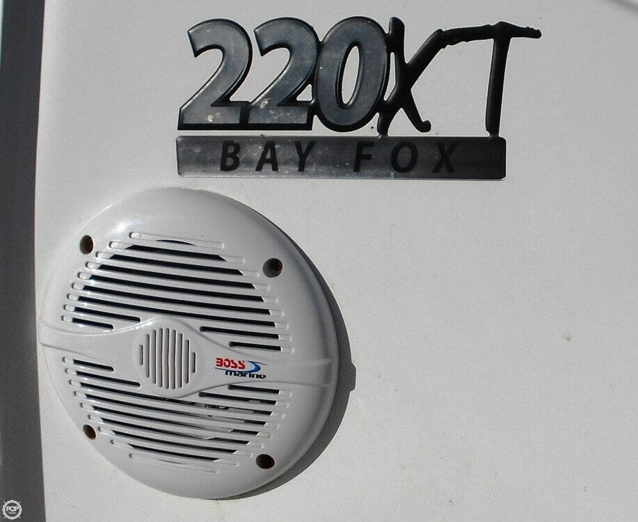 2012 Sea Fox 220 XT Bay Fox - Photo #24