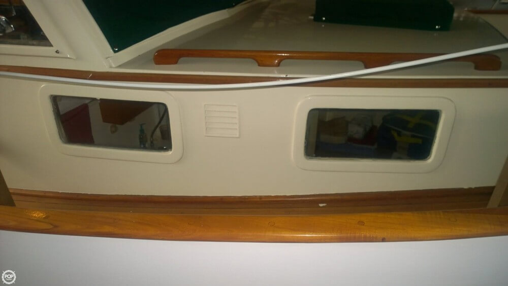 1966 Grand Banks 32 Sedan - Photo #39