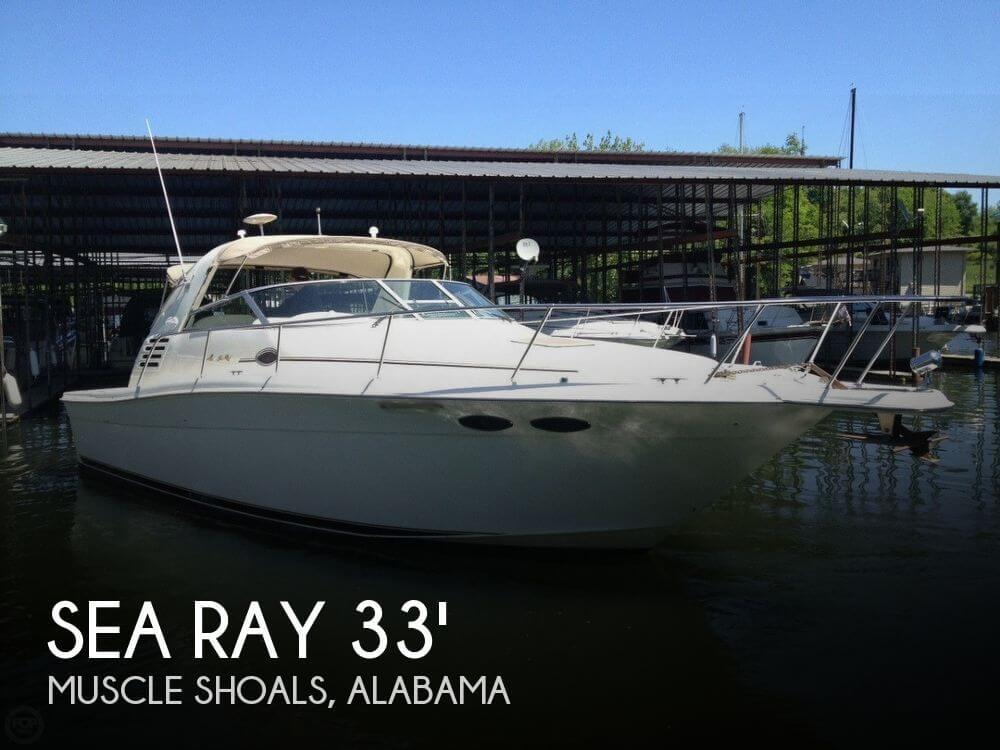 1997 Sea Ray 33 Express Cruiser - Photo #1