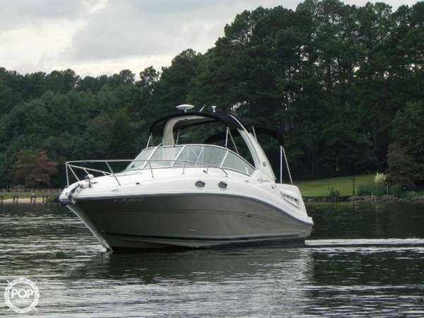 2007 Sea Ray 260 Sundancer - Photo #3