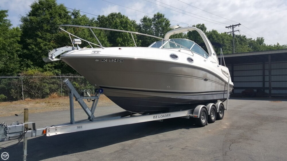 2007 Sea Ray 260 Sundancer - Photo #25