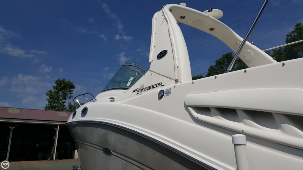 2007 Sea Ray 260 Sundancer - Photo #35