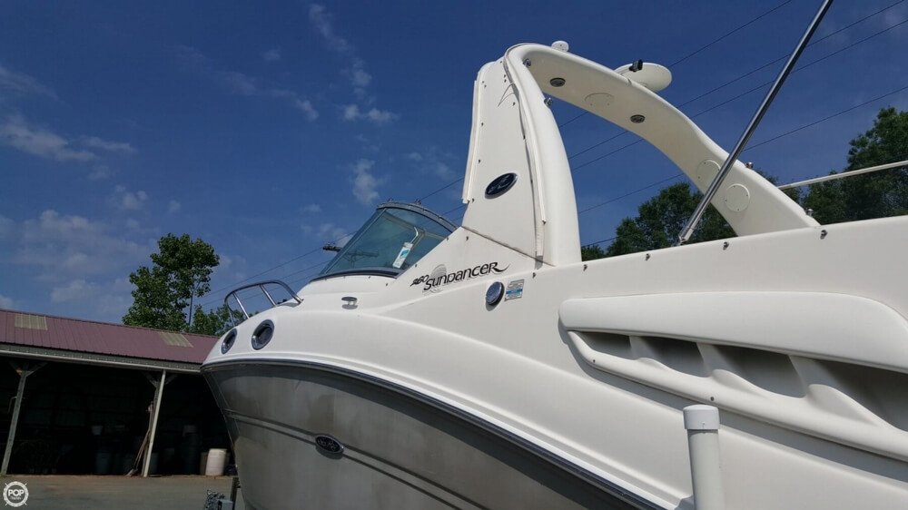 2007 Sea Ray 260 Sundancer - Photo #38