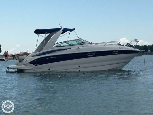 2004 Crownline 270 CR - Photo #3