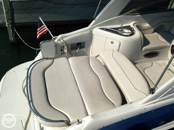 2004 Crownline 270 CR - Photo #7