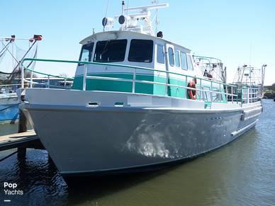 Sewart 64 Crew Boat, 64', for sale - $199,000