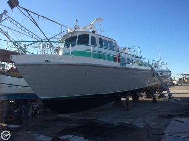 STEWART 64 Crew Boat, 64', for sale - $189,000