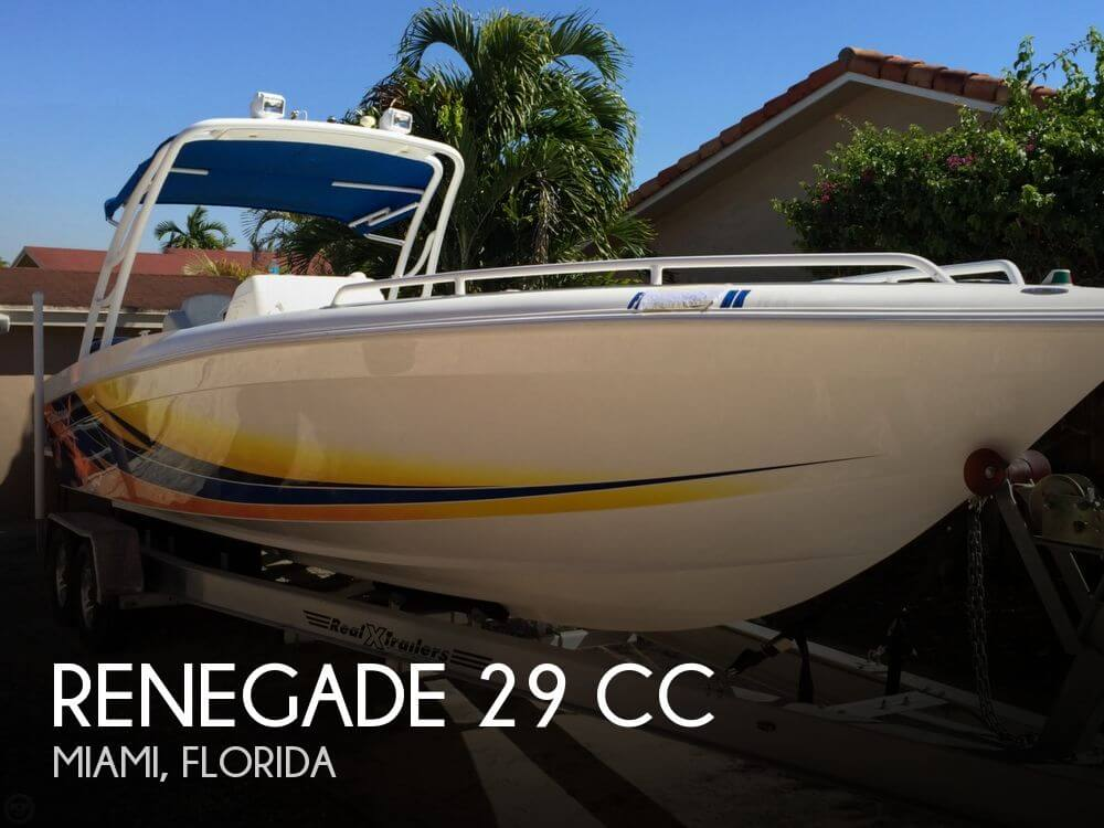 2007 Renegade 29 CC for sale