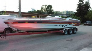 Sleekcraft 28 Enforcer, 28', for sale - $22,000