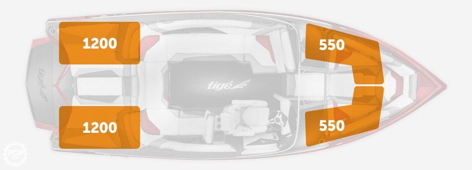 2300-lb. Pro System Ballast Arrangement For The Z3