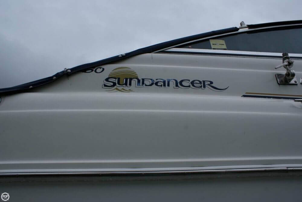 2000 Sea Ray 260 Sundancer - Photo #33