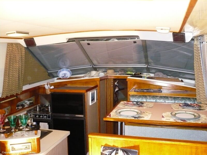 1986 Silverton boat for sale, model of the boat is 40 Convertible & Image # 2 of 40