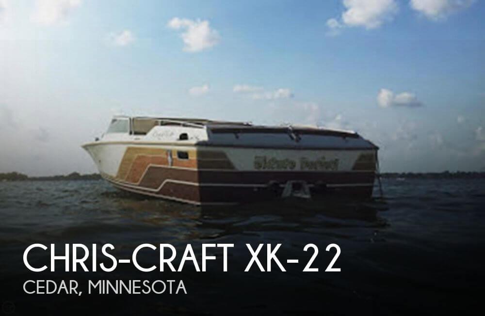 1973 CHRIS CRAFT XK 22 for sale