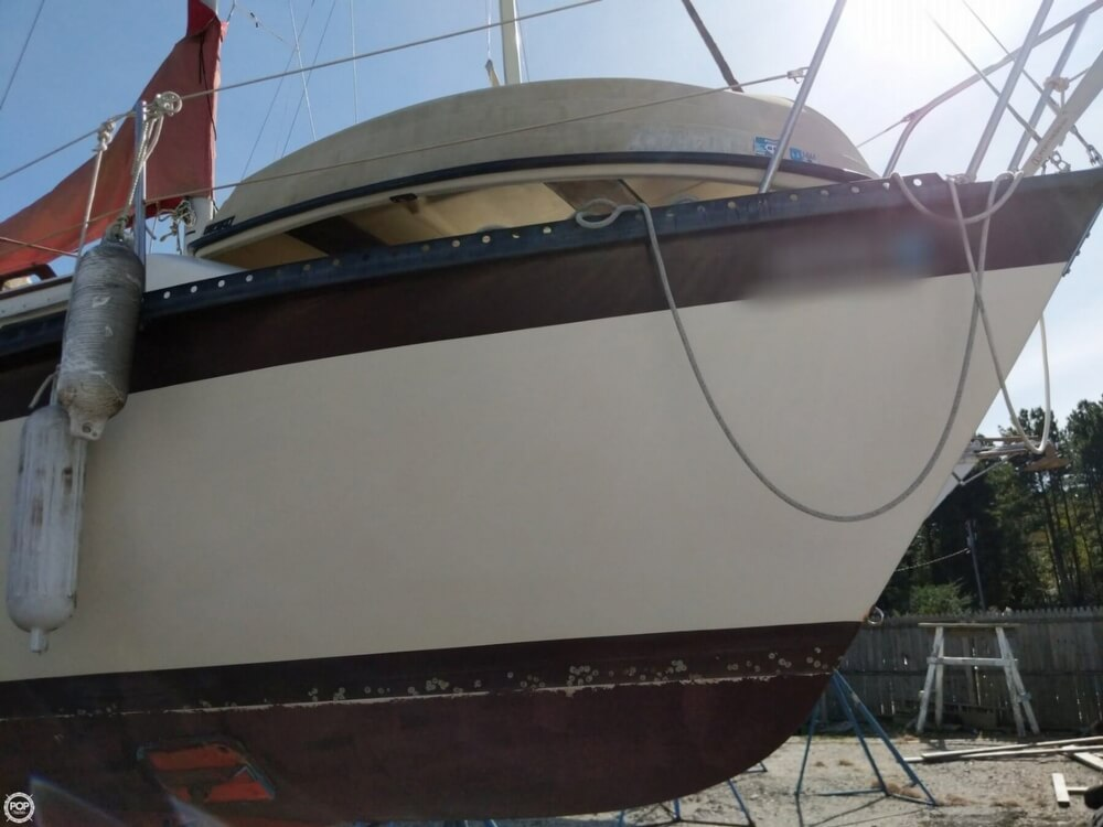 1983 Watkins boat for sale, model of the boat is 25 & Image # 4 of 40